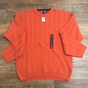 NWT Chaps Crewneck Sweater